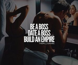 quotes, boss, and empire image