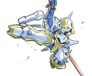anime, chibi, and code geass image