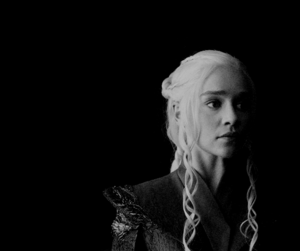 game of thrones, a song of ice and fire, and emilia clarke image