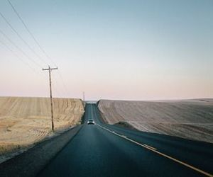 highway, photography, and road image