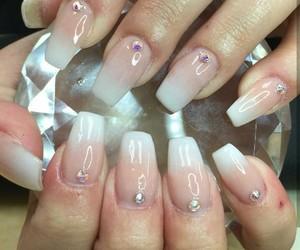 beautiful, claws, and diamond image