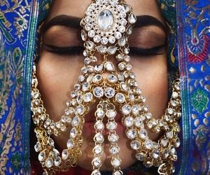 beautiful, makeup, and oriental image