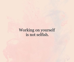 quote, selfesteem, and selflove image