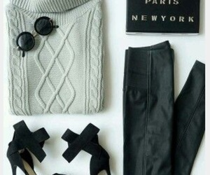 sweater, fashion, and outfit image