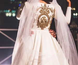 bride, white, and egypt image