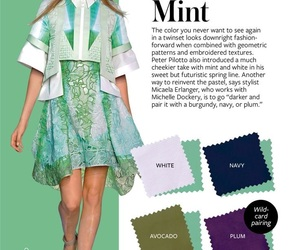 mint green, fashionblogger, and styletips image