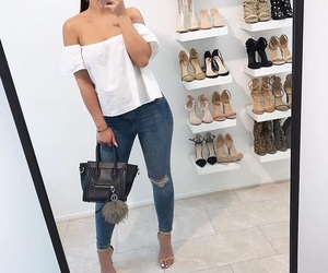 fashion and denise melissa image