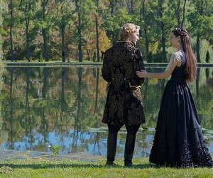 reign, francis, and dress image