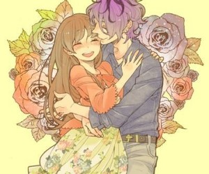 fan art, roses, and cute image