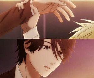 anime, love, and Boys Love image