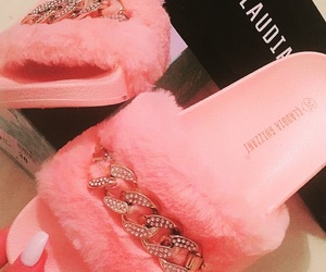 beauty, pink, and style image