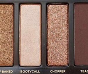 beige, brown, and eyeshadow image