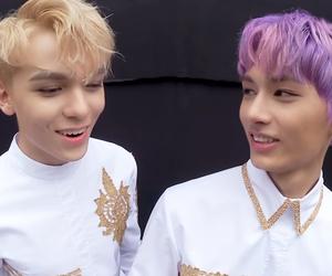 jun, hansol, and kpop image