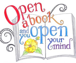 book, mind, and open image