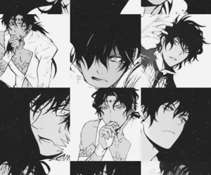 tyki mikk, d gray man, and anime image