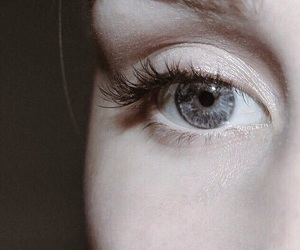 pale, aesthetic, and eyes image