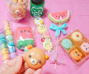 sweet, food, and japanese image