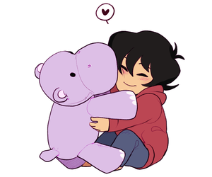 cuuuuute, keith, and Voltron image