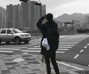 boy, street, and ulzzang image