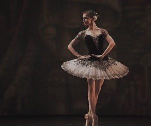 ballet and love image