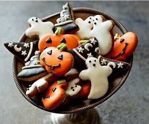 autumn, fall treats, and Cookies image