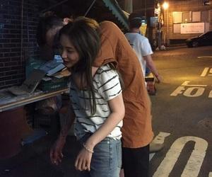 couple, ulzzang, and korean image