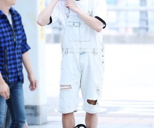 airport, airport fashion, and bts image