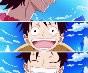 ace, anime, and cry image