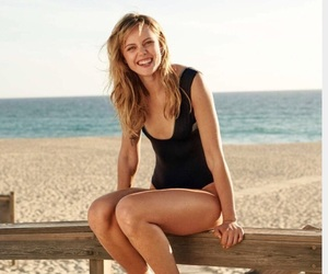 celebrity, Elle, and swimsuit image