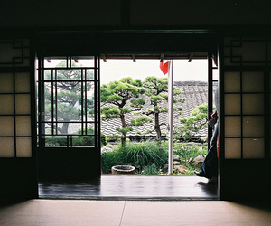 culture, house, and japan image