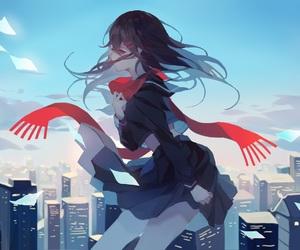anime, illustration, and tateyama ayano image
