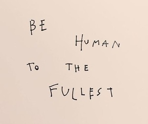 quotes and human image