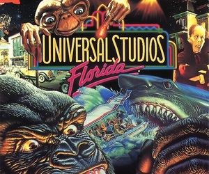 universal studios, florida, and et image