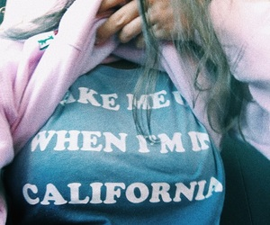 california, holiday, and ootd image