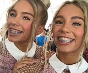 twins, lisaandlena, and lisa and lena image
