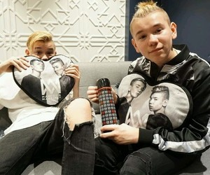 Hot, marcus&martinus, and m&m image