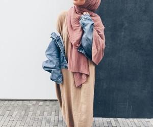 fashion, style, and hijâbi image