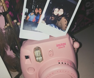 baby pink, best friends, and grunge image