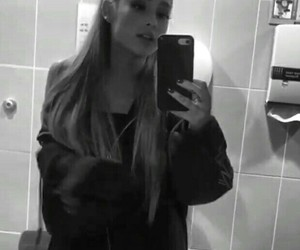 ariana, ariana grande, and instagram image