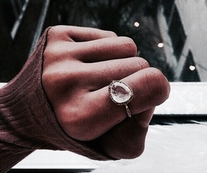 ring, accessories, and luxury image