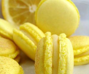 yellow, food, and lemon image