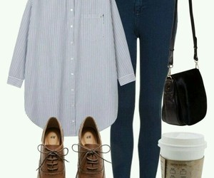 fashion, ootw, and outfit image