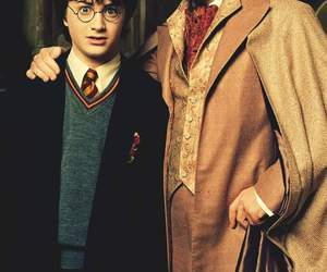 harry potter and gilderoy lockhart image