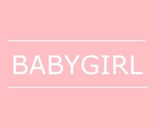 baby girl, cool, and girl image