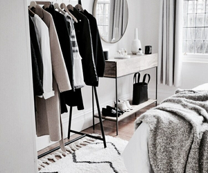 fashion, bedroom, and design image