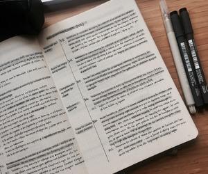 study, notes, and studyblr image