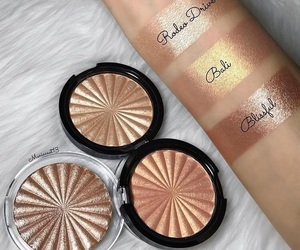 highlighter, makeup, and ofra cosmetics image
