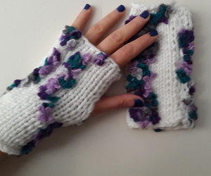 arm warmers, hand warmers, and white image