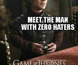 got, tyron, and game of thrones image