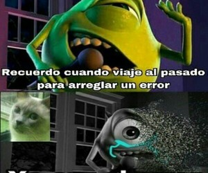 humor, memes, and monsters inc image